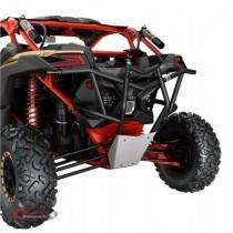 Can-Am Maverick X3 tylny bumper czarny 715002880