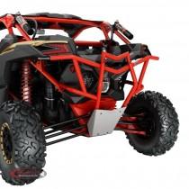 Can-Am Maverick X3 tylny bumper czerwony 715003436