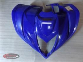 Yamaha Wolverine 350 450 błotnik przedni niebieski