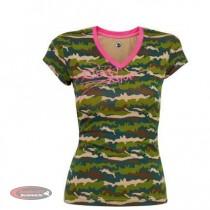 Koszulka Damska Can-Am Camo Rozmiar 2XL 2864791437