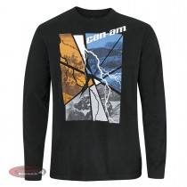 Koszulka Bluzka Męska Can-Am Aventure Manches Longues Rozmiar L 2864120990