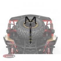 Can-Am Maverick X3 X3 MAX Pas Mocujący Koło Zapasowe 280000606