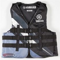 Kapok Czarno szary roz. XL Yamaha New Value Nylon 3-Buckle Pfd- Black MAR-18V3B-BK-XL
