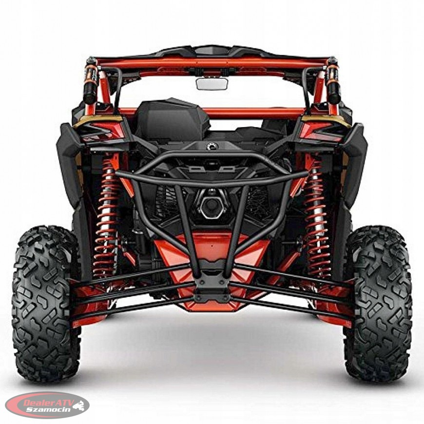 Can-Am Maverick X3 tylny bumper Lonestar Racing czarny 715003915