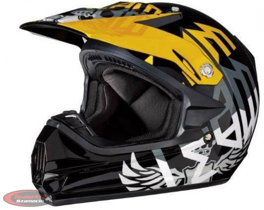 Kask Can-Am XC-3 Cross Race Ritual Helmet Rozmiar S 4695690410