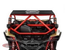 Can Am Maverick X3 tylna klatka czerwona 715004164