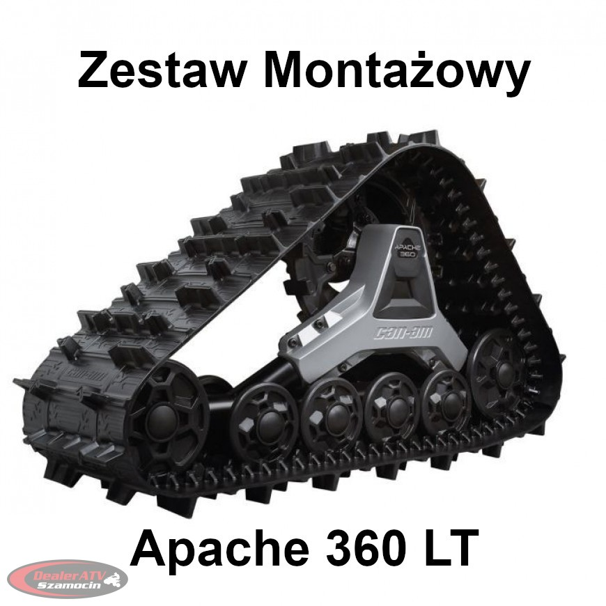 Can-Am Outlander Renegade 2019 Zestaw Montażowy do Apache 360, 360 LT 715004795