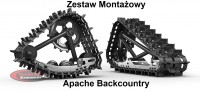 Can-Am Outlander Renegade 2012-2018r Zestaw Montażowy Gąsienic Apache Backcountry 715004830