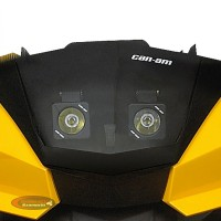 Can-Am Outlander Reflektory LED do Stelaża Osłon Dłoni i Szyby 715003115