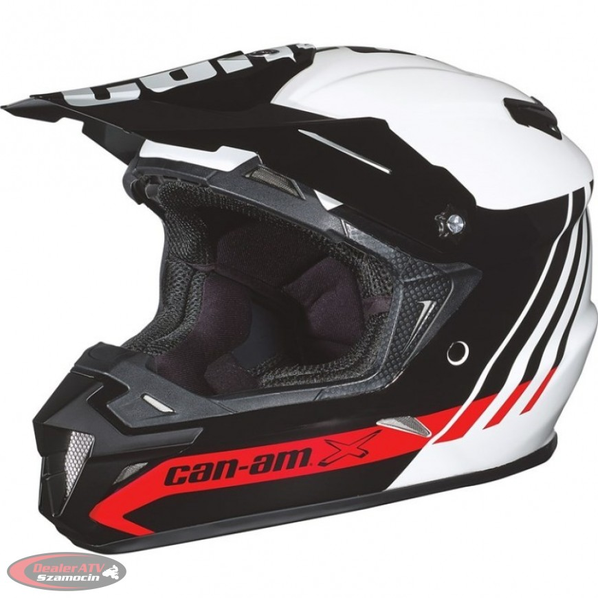 Kask Can-Am XP-3 Pro X-Race Biały L 4485370901